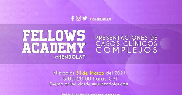 Fellows Academy Marzo 2021