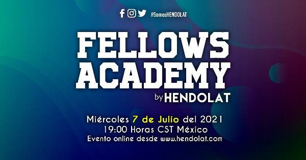 Fellows Academy Julio 2021