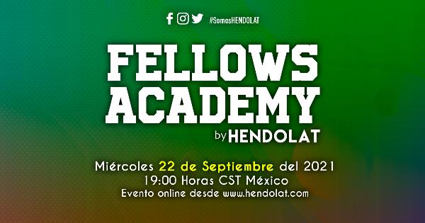 Fellows Academy Septiembre 2021
